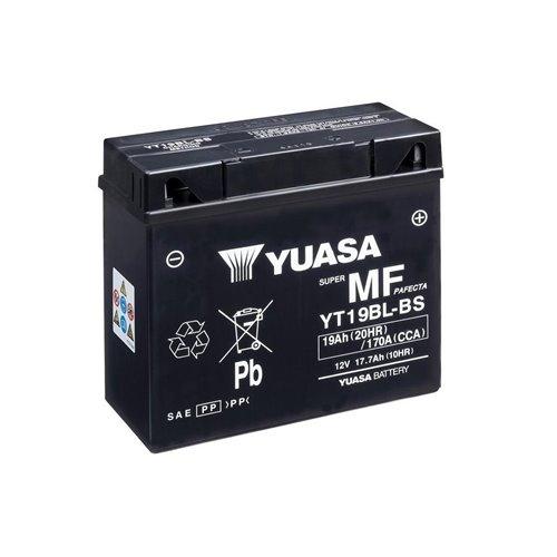 Yuasa battery, YT19BL-BS
