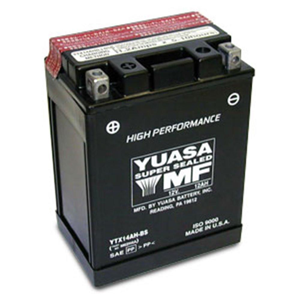 Yuasa battery, YTX14AH-BS (cp)