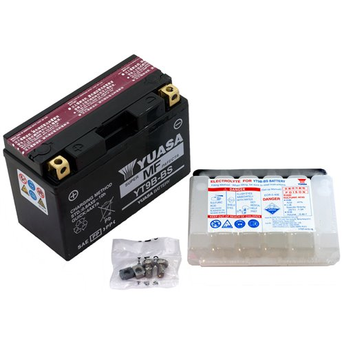 Yuasa battery, YT9B-BS (YT9B-4) (cp)