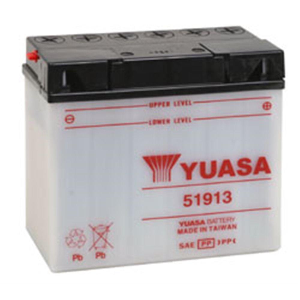 Yuasa battery, 51913 (cp)