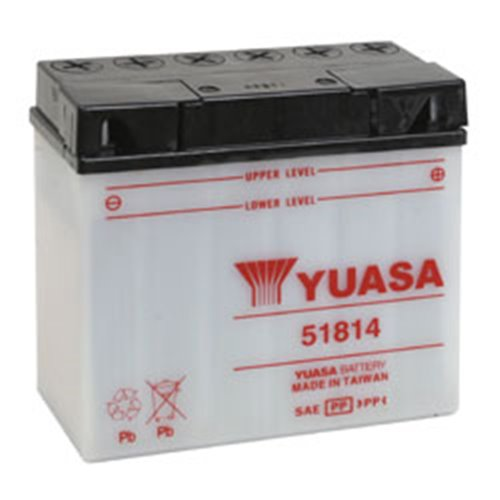 Yuasa battery, 51814 (cp)