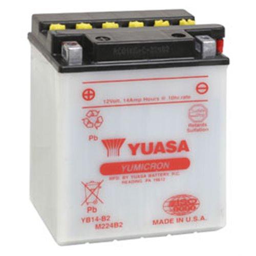 Yuasa battery, YB14-B2 (cp)