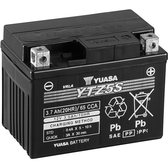 Yuasa battery, YTZ5S (cp)