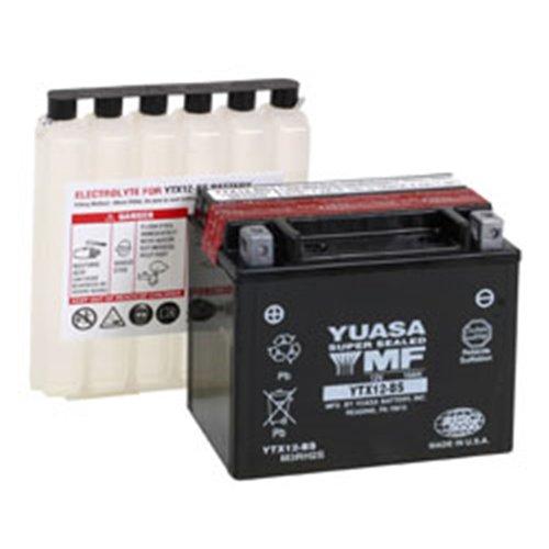Yuasa battery, YTX12-BS (cp)