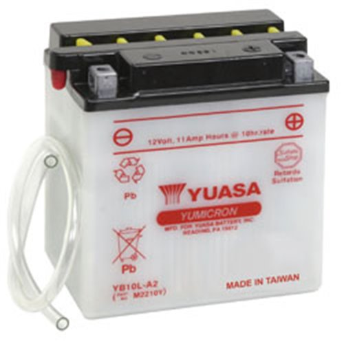 Yuasa battery, YB10L-A2 (cp)