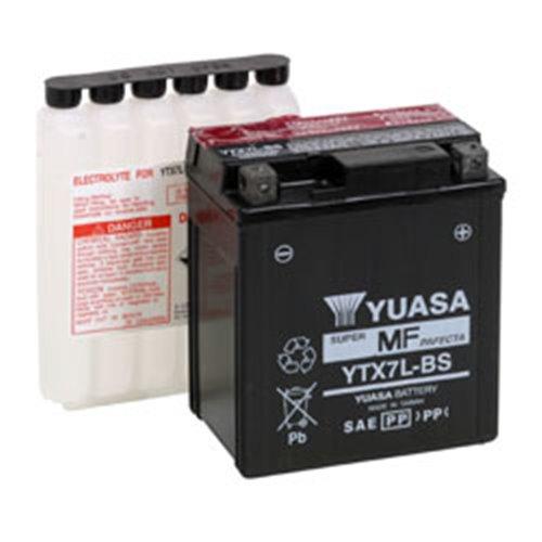 Yuasa battery, YTX7L-BS (cp)