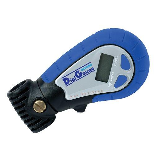 Oxford Digital tyre gauge