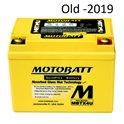 Motobatt battery, MBTX4U