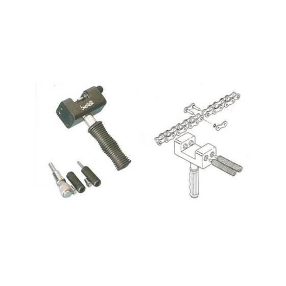 Buzzetti screws set for 4982 chain tool
