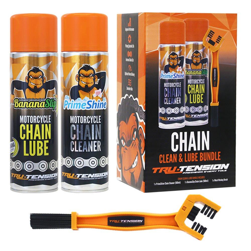 Tru-Tension Chain Clean & Lube Bundle