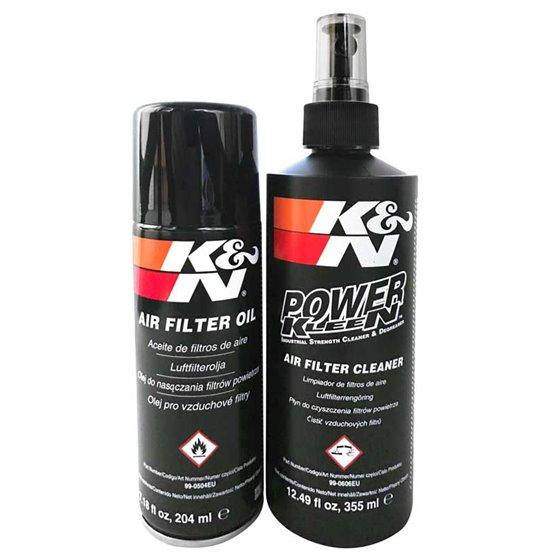K&N FILTER SERVICE KIT SPRAY