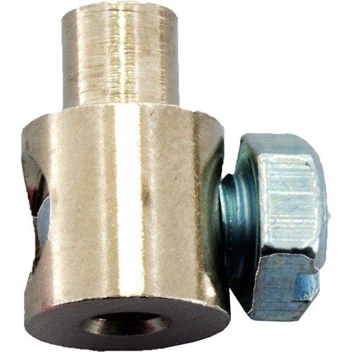 Fix Screw nipple, Ø 7,0/4,0mm , length 11,0mm , wire Ø 2,3mm , (10pcs)
