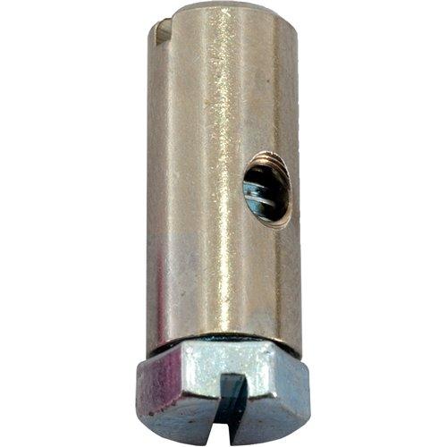 Fix Screw nipple, Ø 6,0mm , length 14,0mm , wire Ø 2,2mm , (10pcs)