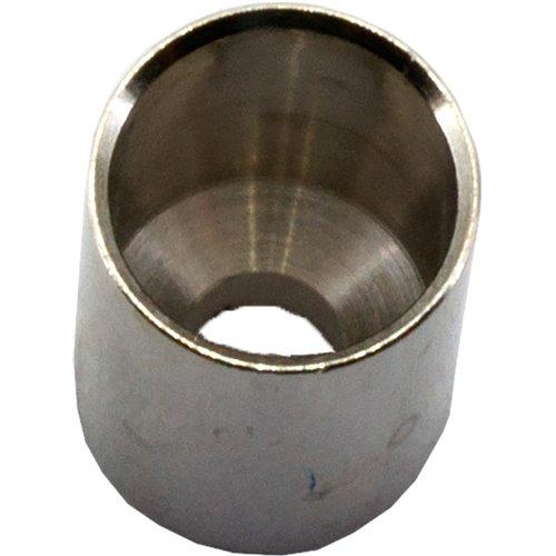 Fix Ferrules, inner Ø 5,2mm , length 9,0mm , wire Ø 2,5mm , (10pcs)q