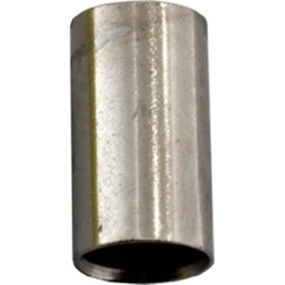 Fix Ferrules, inner Ø 4,3mm , length 9,0mm , wire Ø 1,8mm , (10pcs)