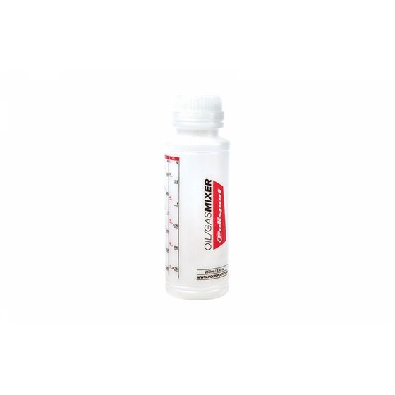 Polisport ProOctane Mixer 125 ml with scale