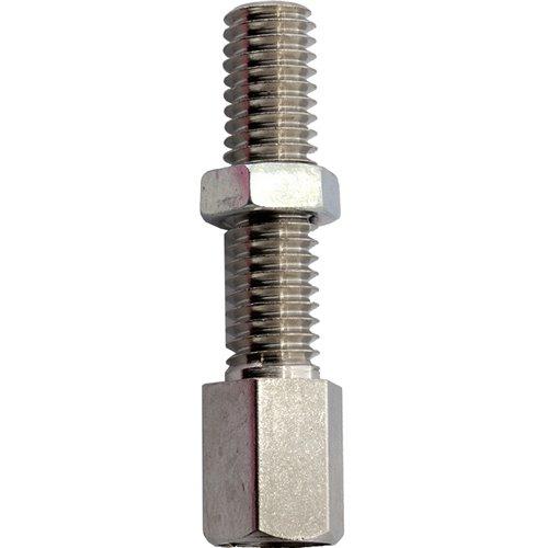 Fix Adjusting screw, M6 x 23mm , length 34mm , inner Ø 7/3,0mm