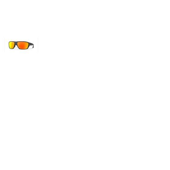 *Oakley Sunglasses Split Shot MtHthrGry w/ PRIZM Ruby Pol