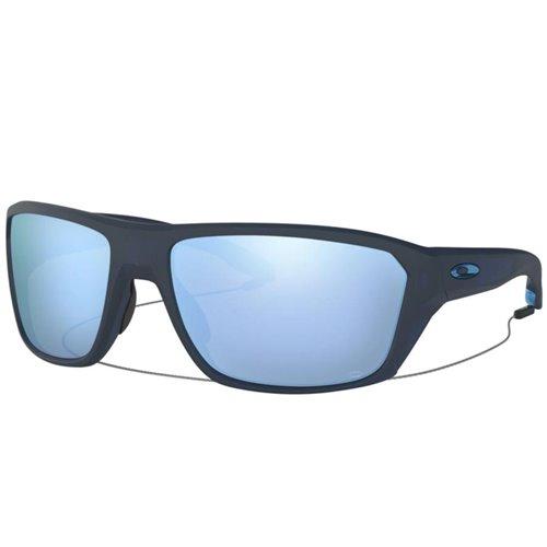 *Oakley Sunglasses Split Shot MttTransBlue w/ PRIZMSpphPol