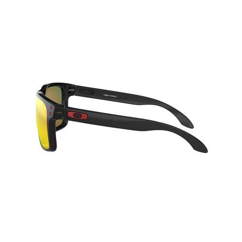 Oakley Holbrook XL sunglasses Black Ink w/ PRIZM Ruby Pol