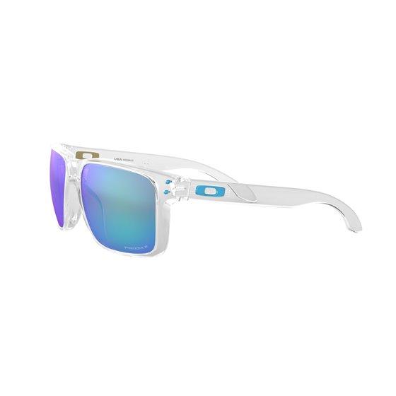 Oakley Holbrook XL sunglasses Pol Clear w/ PRIZM Spph Pol