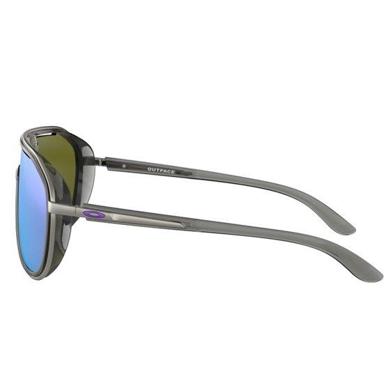 Oakley Sunglasses Outpace Onyx black/violet iridium