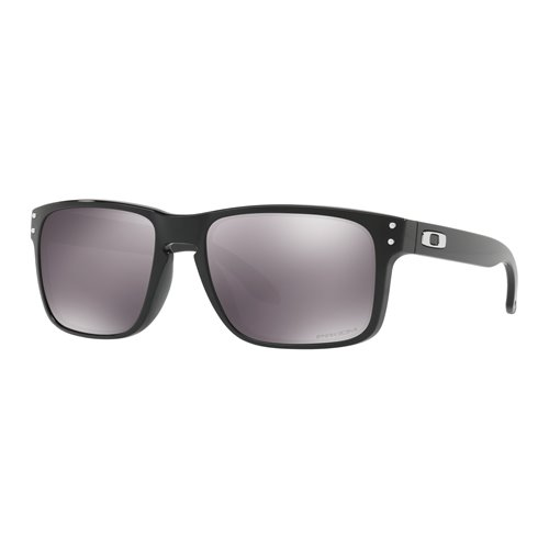 Oakley Sunglasses Holbrook Polished Black w/ PRIZM Black