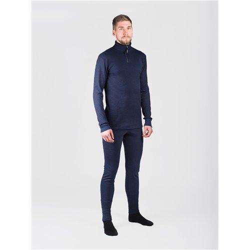 SVALA Underwear set 100% Dry+Cotton dark blue L