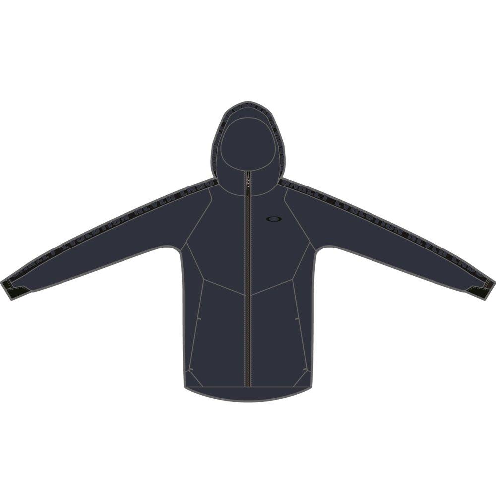 Oakley Enhance Synchronism Jacket 3.0 BLACK IRIS S