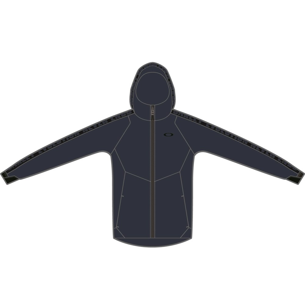 Oakley Enhance Synchronism Jacket 3.0 BLACK IRIS L