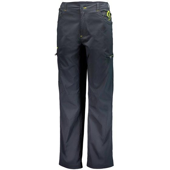 SCOTT Pants Factory Team Light black/sulphur yellow XS
