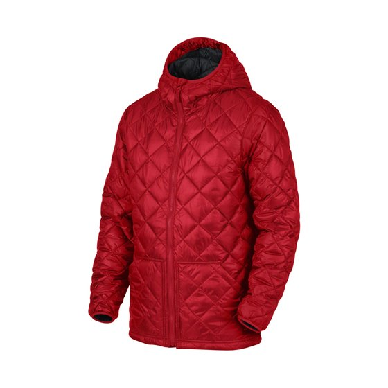 Oakley Jacket Dwr Chambers  Red Line L