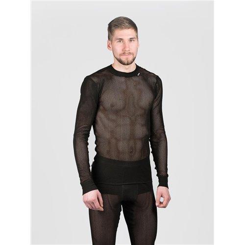 SVALA Shirt 100% Dry Stretch Mesh black M