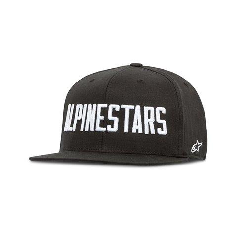 Alpinestars Word cap, black/vit S/M