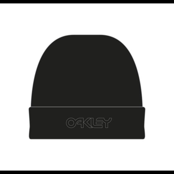 Oakley Beanie B1B Logo Beanie blackout