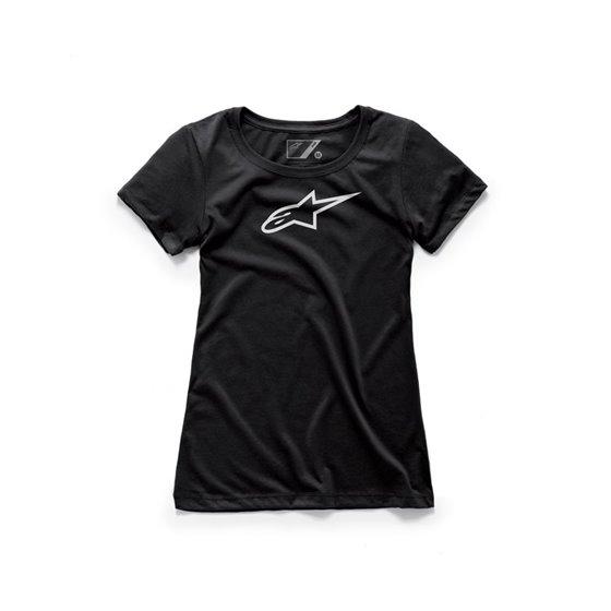Alpinestars Womens Ageless t-shirt, black XS