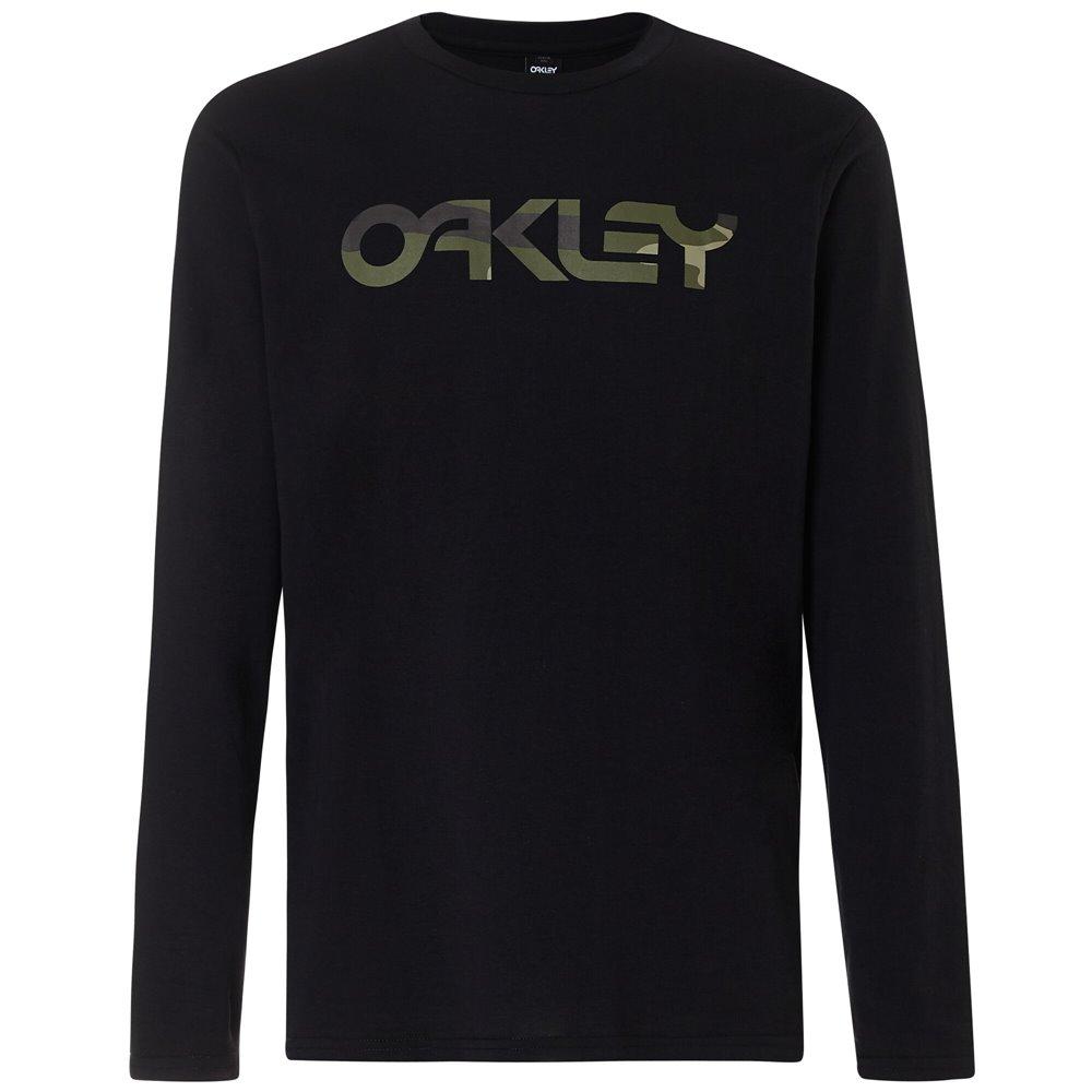 Oakley T-Shirt Mark II L/S Tee blackout S