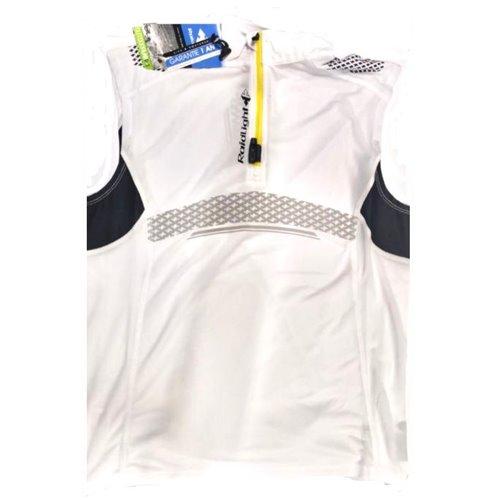 Raidlight Marathon Shirt Men white, XL