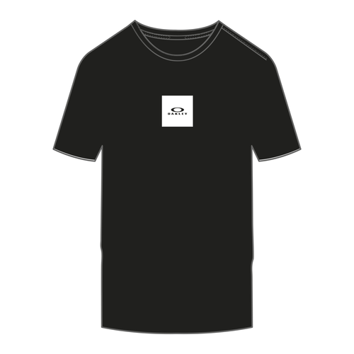 Oakley T-Shirt Bold Block Logo Tee blackout M