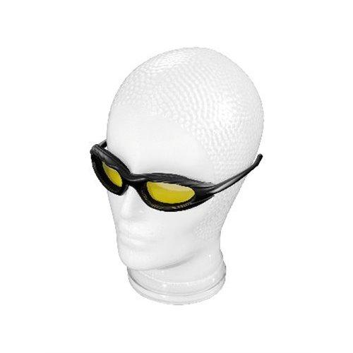 *Yellow Glass Sunglasses