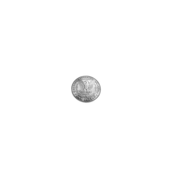 *1 Dollar Emblem with Screw
