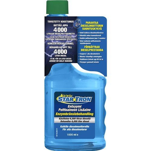 StarTron Star Tron Enzyme Fuel Treatment - Super Concentrated Diesel Formula