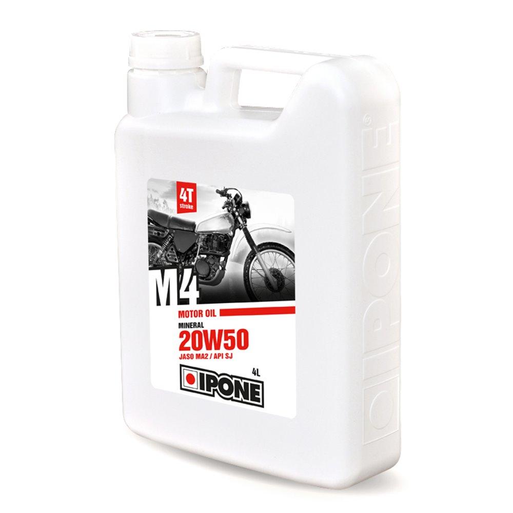 Ipone M4 Mineral 20W50 4L (6)