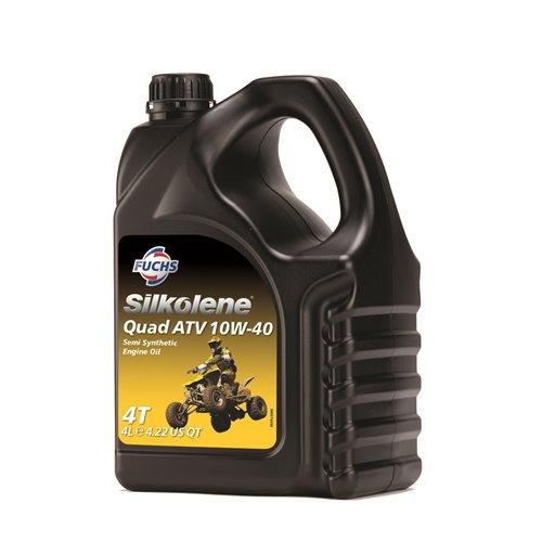 Silkolene Quad ATV 10W-40 4L (4x4l)