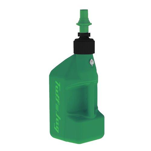 Tuff Jug Can 10L Kawi Green, Ripper Cap