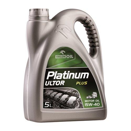 Orlen Oil Platinum Ultor Plus 15W-40 5L