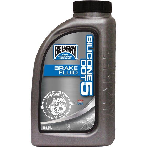 Bel-Ray Silicone DOT 5 Brake Fluid 0.355ml