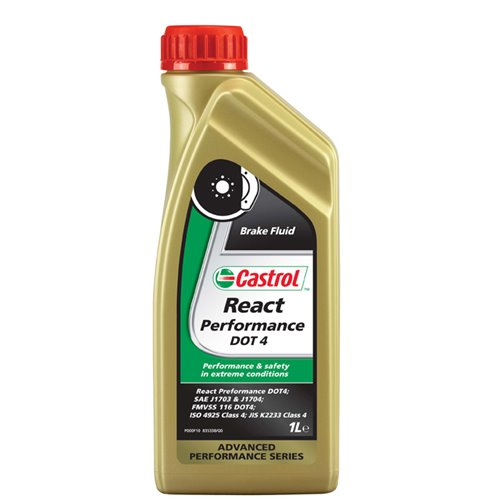 Castrol React Performance DOT 4 1 L