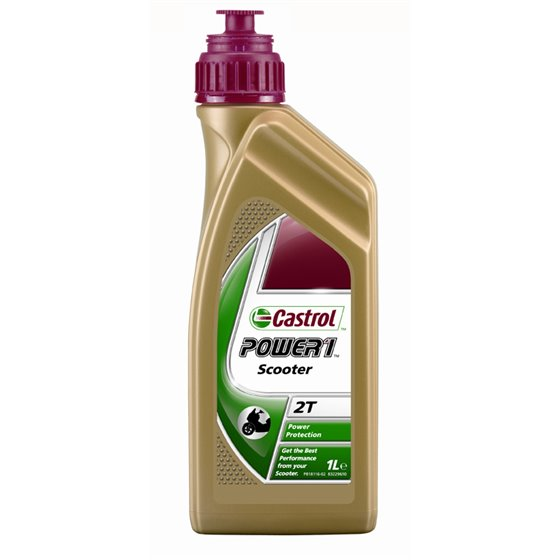 Castrol Power 1 Scooter 2T 1 L
