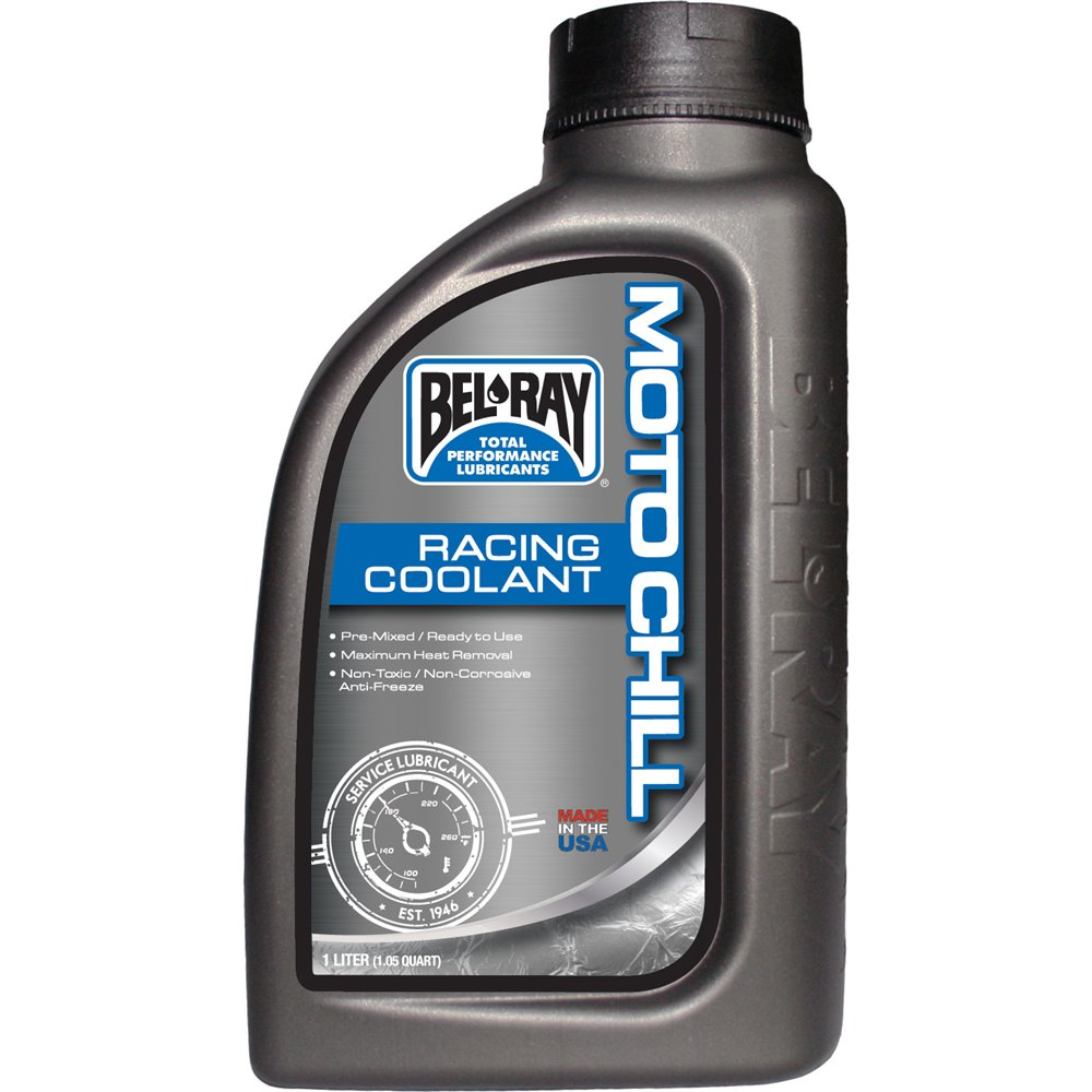 Bel-Ray Moto Chill Racing Coolant 1L Blue